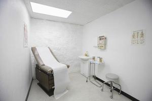 sala de tratamiento médico