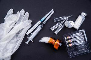 objetos médicos