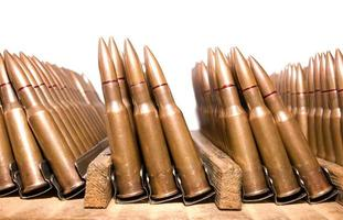 cartuchos de fusil