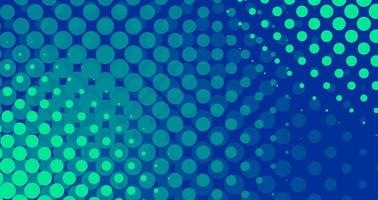 Abstract Layered Gradient Dot Style Background vector