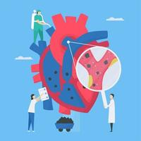 Cardiology examination design