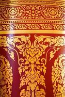 patrón tailandés