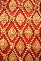patrón de Tailandia foto