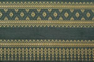 padrão de sarongue tailandês.