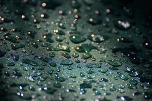 Rain drips pattern