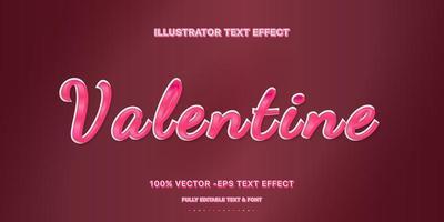 gradiente rosa com estilo de texto de pontos