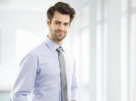 Executive businessman