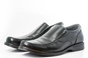 espectáculo de zapatos de hombre para el cliente foto
