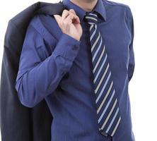 blue tie photo