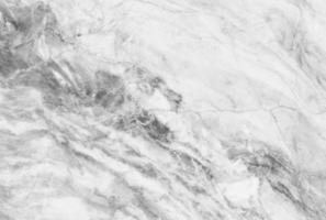 White marble patterned texture background for design photo