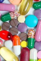 pastillas foto