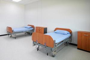Patient room photo