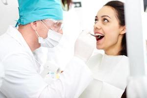 examen dental foto