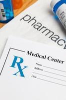 Prescription Medicine photo