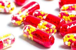 Medicine capsule.