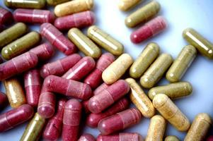 medicine capsule photo