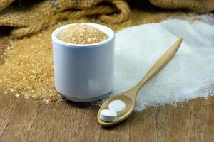 sugar and medicine photo