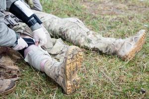 Battlefield medicine photo