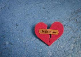 corazón sanitario foto