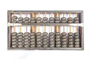 abacus isolated photo