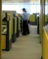 corporate - boring office shot