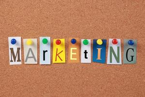Marketing Single Word