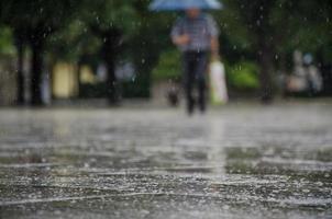 lluvia foto