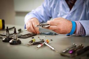 Smartphone repair photo