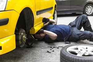 reparação de carro