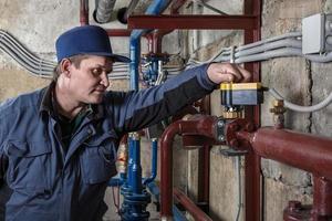 engineer plumber