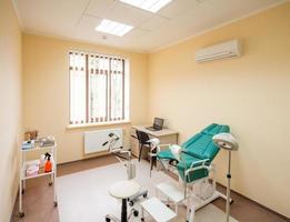 gabinete ginecológico foto