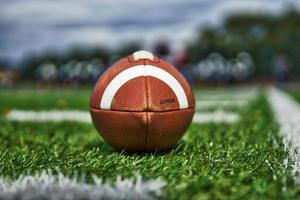 Football HDR Image