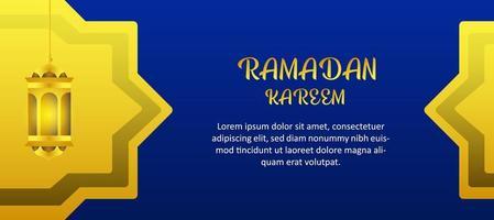 Ramadan kareem Stars vector