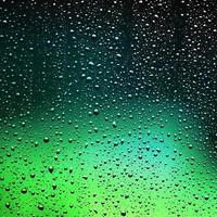 Water drops background photo