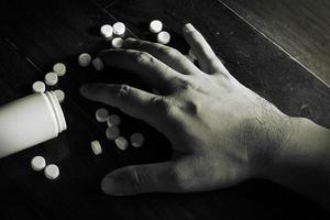 Patienten versuchen, Drogen zu bekommen