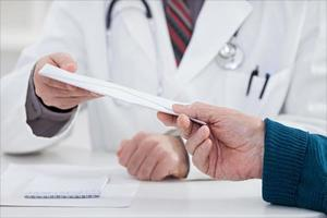Corruption at medical office