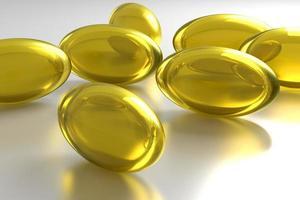 pastillas amarillas foto