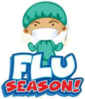 ''Flu Season'' with Doctor and Scalpel