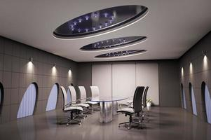 conference room 3d photo