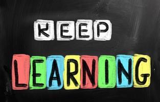 tiempo para aprender concepto