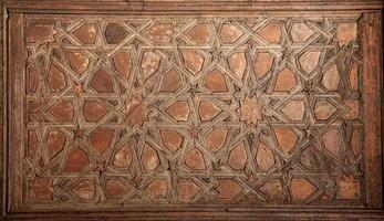 Toledo coffered ceiling photo