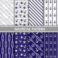 Collection of Nautical Patterns