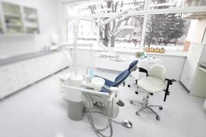 Dentist office, equipment
