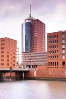 Modern office in the HafenCity photo