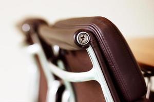silla de oficina moderna foto