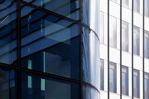 Modern financial office building photo