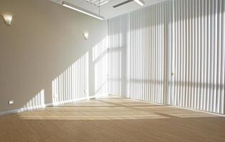 empty big office corner photo