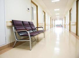 interior del hospital