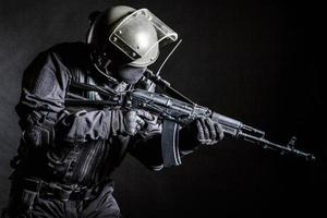 Russian special forces photo