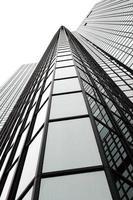 skyscraper with glas windows photo